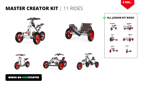 Master Creator Kit