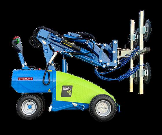 Glaslifter Winlet 400 │Glaslifter mieten & Glasroboter kaufen