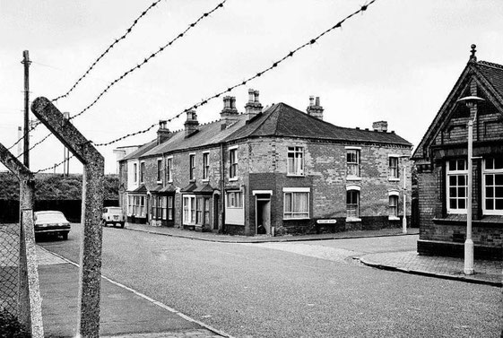 Village Road (1970s?) from the late Keith Berry's PBase collection, used with his kind permission.