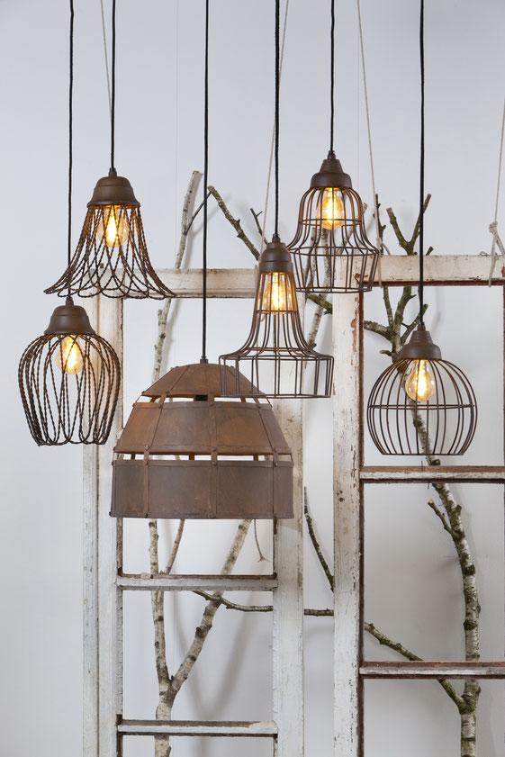 Einzigartige Vintage Designer Lampen
