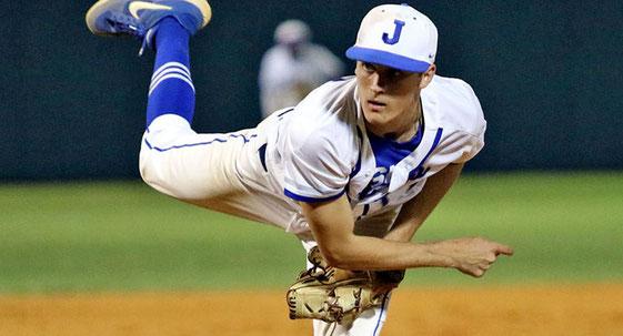 Photo: Camden Minacci (Tampa Jesuit Athletics)  - 2020 High School