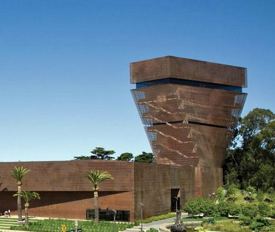 De Young Museum San Francisco