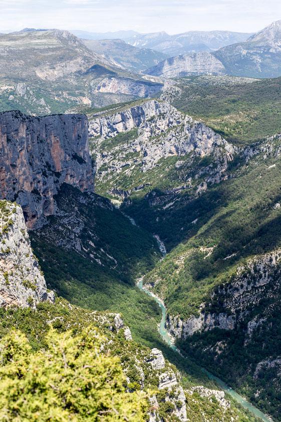 Gorges du Verdon in Provence
