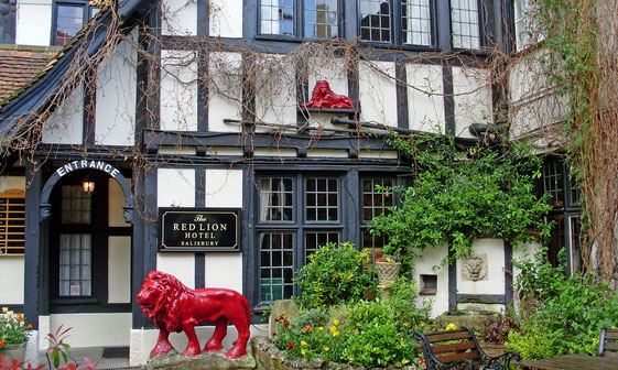 Red Lion Hotel in Salisbury
