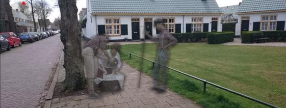 Piekenhoek Vught Herleef Huize Bergen