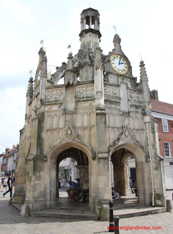 Sehenswürdigkeiten in Chichester, England: Market Cross