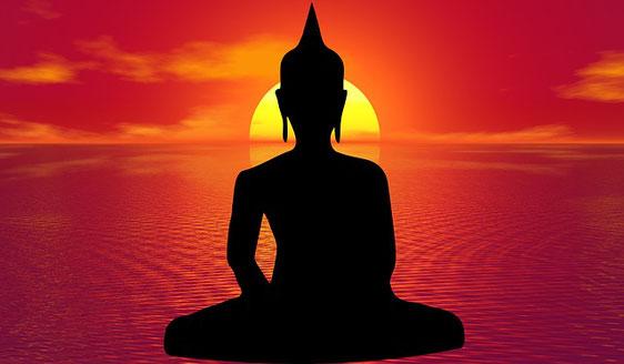 Der Buddhismus - Die 4 edlen Wahrheiten