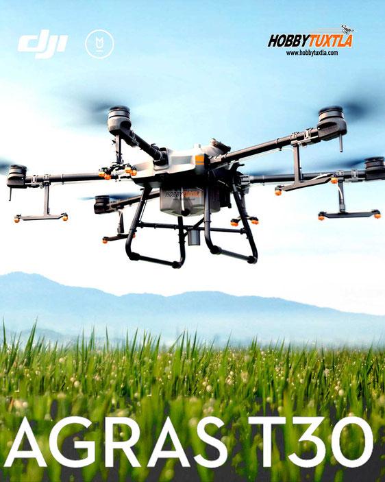 Agras T20 dron fumigador de 20 Litros