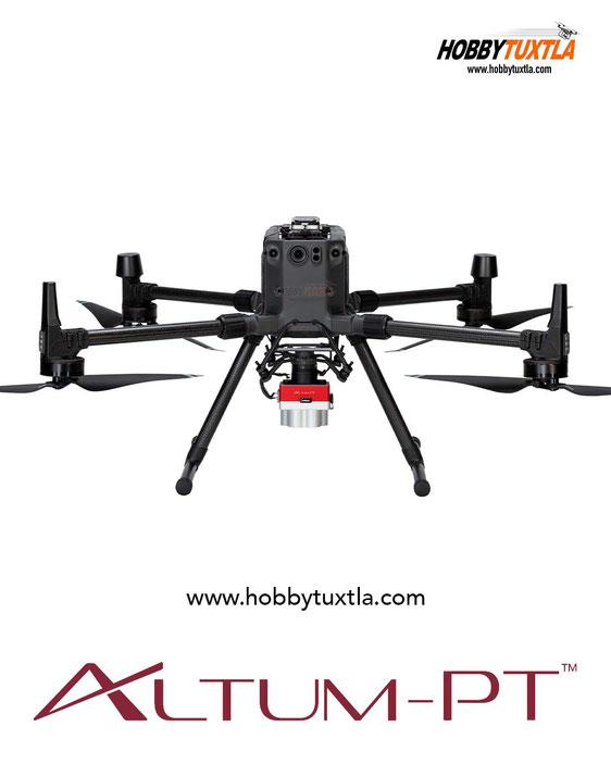 Micasense ofrece un gran drone para sensores Micasense RedEdge MX, Micasense Blue o Altum