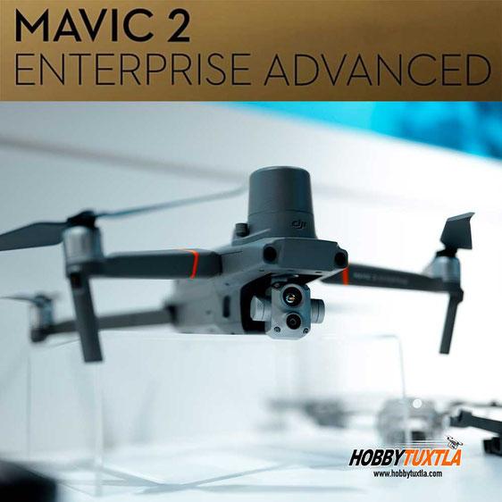 Mavic 2 Enterprise con módulo RTK