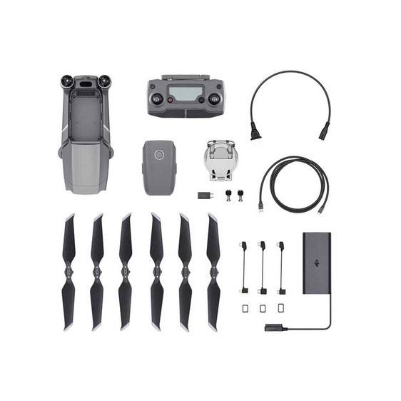 Mavic 2 Zoom drone de 12 MP y video 4K, adquiérelo ahora