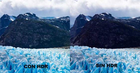 El HDR en el DJI Mavic Air ayuda ajustando la exposición de luz necesaria en las tomas