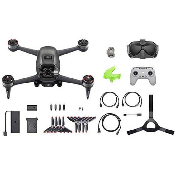 DJI FPV Combo es un drone con todo lo necesario para volar en modo FPV, cómpralo ahora