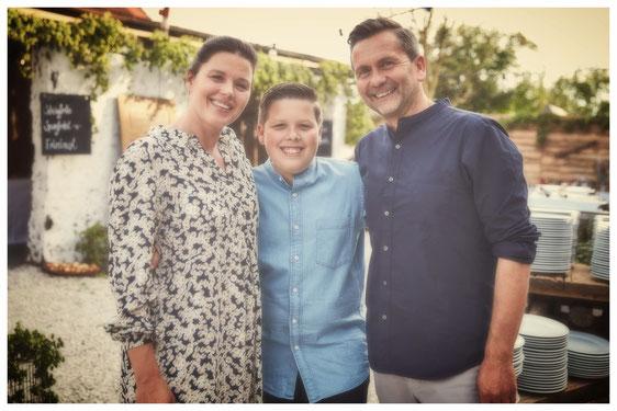 Ihre Familie Merz