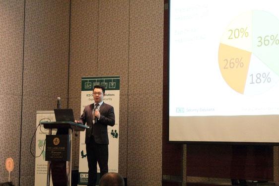 Ricky Du/杜志钢, 运营经理,中国华东区