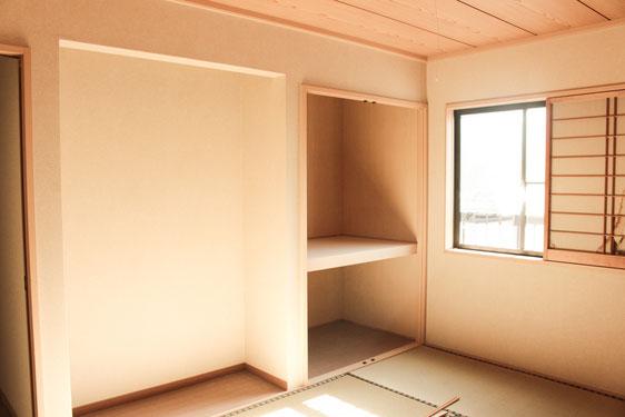 素敵な和室の客室