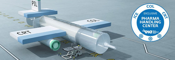 Pharma is taking off at Vienna Airport  -  image: VIE