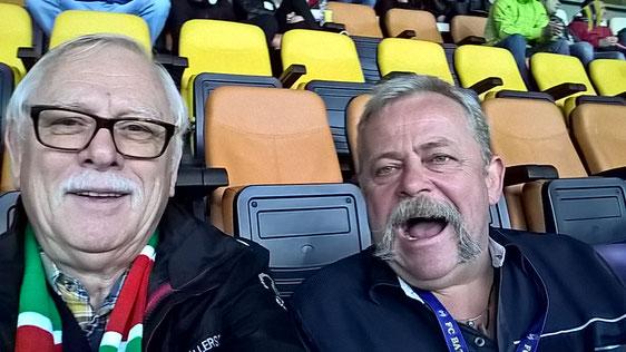 Zwei neue Fans von FC Bate Borissow