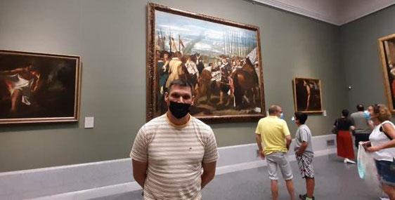Знаменитые картины в музее Прадо в Мадриде