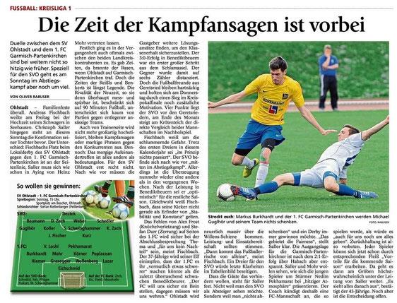GaPa Tagblatt vom 16.05.2015