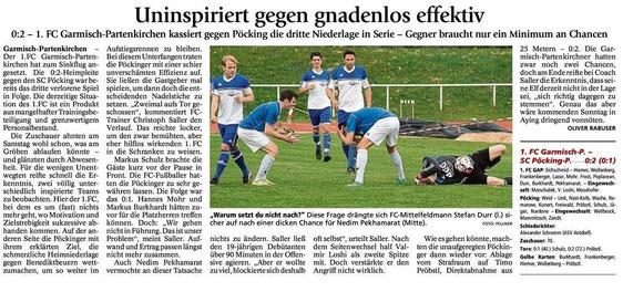 Ga-Pa Tagblatt vom 27.04.2015