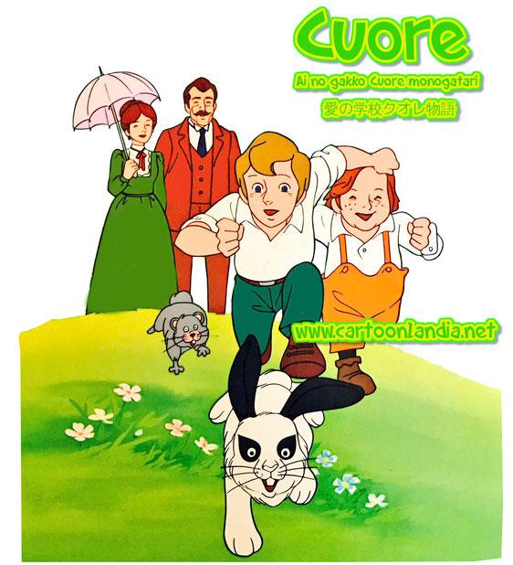 Cuore 愛の学校クオレ物語 (Ai no gakko Cuore monogatari