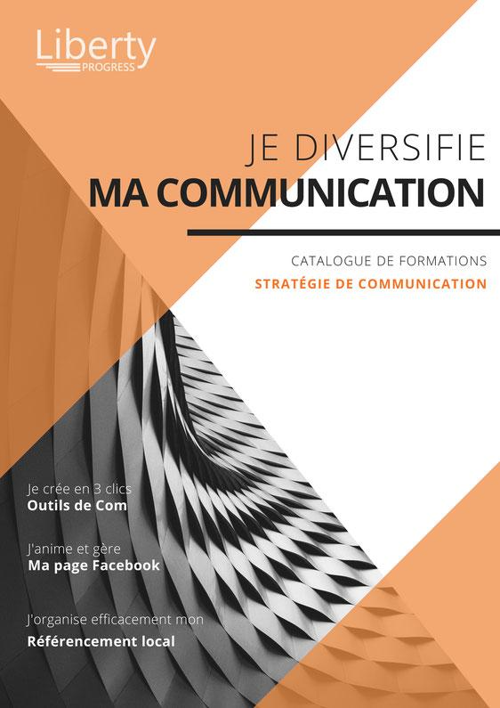 formation communication et multimédia