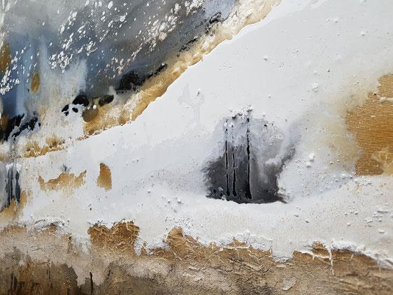 "Detailaufnahme ""Ice on earth"""