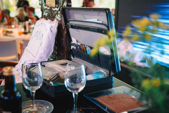 שולחן הטקס   צילום ברית מילה באגמים אשקלון