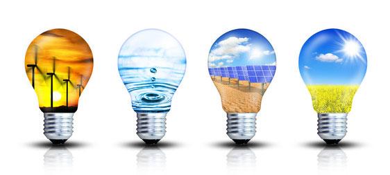 Energie sparen Stade
