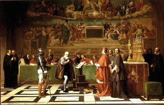 Le procès de Galilée (Galileo Galilei)