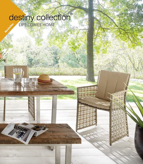destiny collection ® LIFE COMES HOME Neuheiten 2014