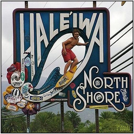 Hale'iwa, Oahu, Hawaii, USA