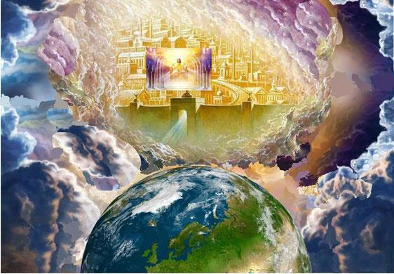 Dans peu de temps nous pourrons bénéficier des effets du règne de la Nouvelle Jérusalem qui va remplacer tous les gouvernements actuels. Il essuiera toute larme de leurs yeux, la mort ne sera plus et il n'y aura plus ni deuil, ni cri, ni douleur...