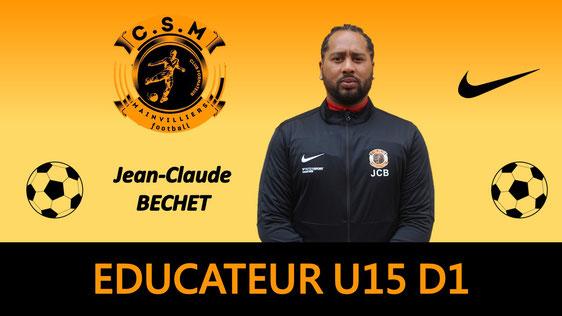 Jean Claude CS Mainvilliers Football
