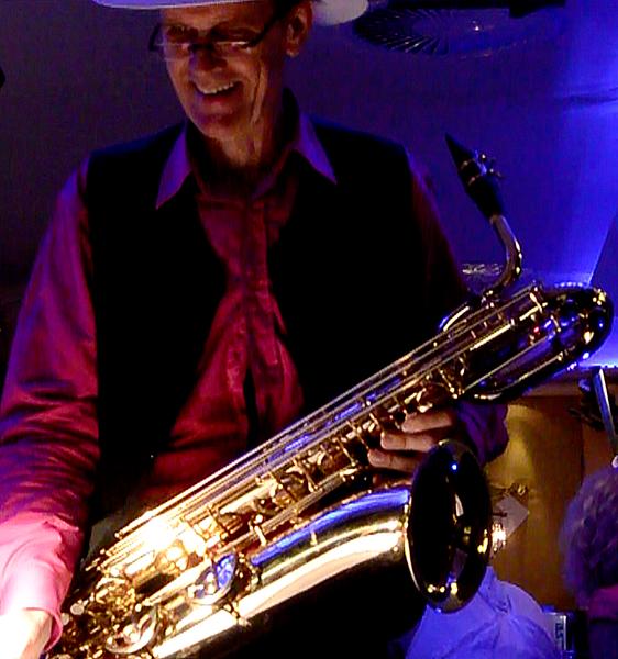 Saxophonist für Düsseldorf buchen