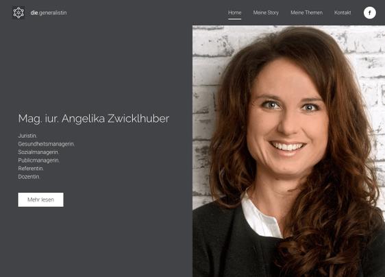 adattamento dei colori del sito Dolphin al brand e filtri immagine