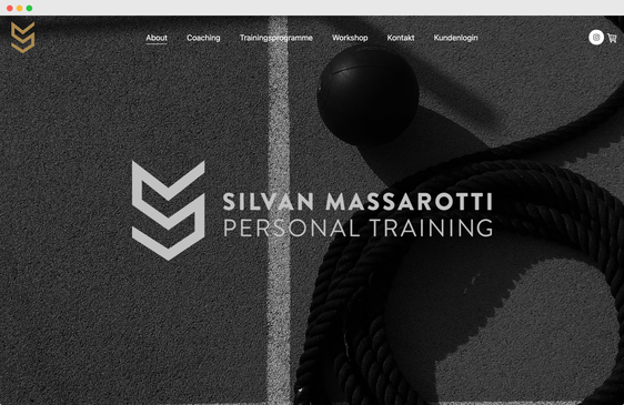 Create a free professional website for personal trainer has-shadow no-padding is-100
