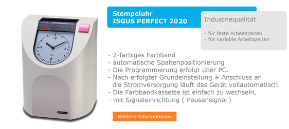 ISGUS PERFECT 2020   -  www.hoelling.info