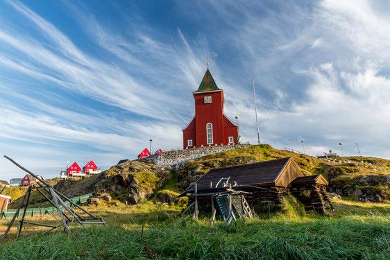 Sisimut Grönland