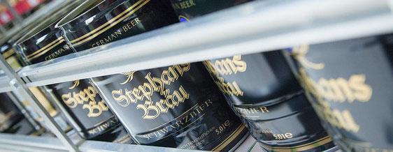 5 Liter Partyfass Bierfass Bierdose Metallverpackungen HUBER Packaging