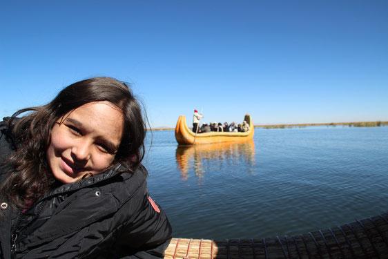Reisen mit Kindern zum Titicacasee_PERUline