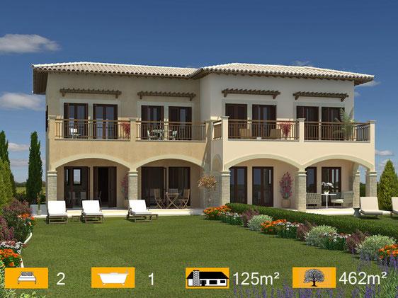 Haus Golfplatz Zypern kaufen