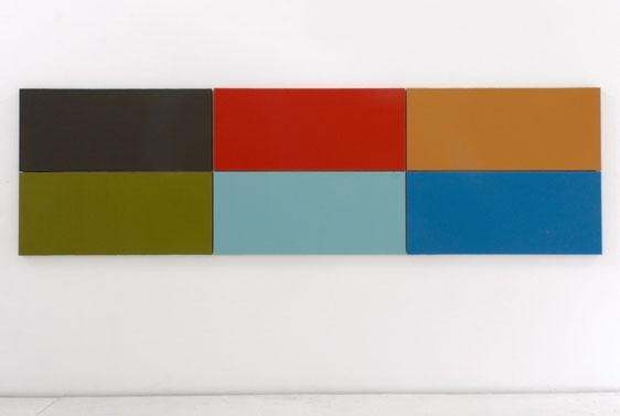 Daniel Schörnig, UNBENANNT, 2015, Markierungsband, 48 qm