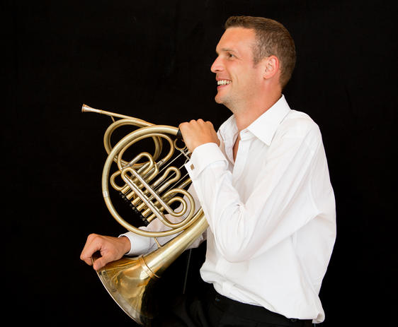 Markus Obmann, Symphonic Brass Trio Vienna, Horn