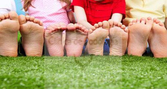 Tus pies caminarán contigo a lo largo de tu vida, cuídalos