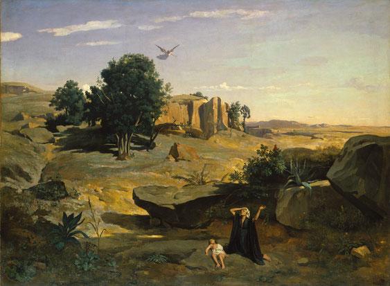 《荒野のヘイガー》1835年