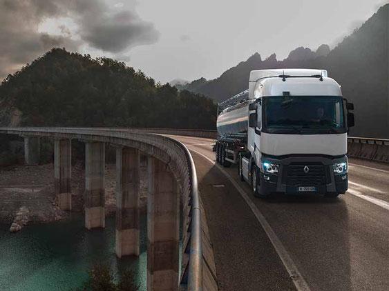 Schönwetter - Renault Truck