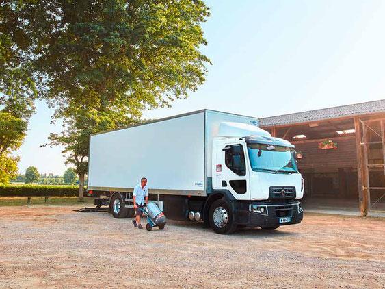 Schönwetter - Renault Truck II