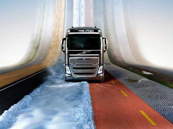 Schönwetter - Volvo Truck